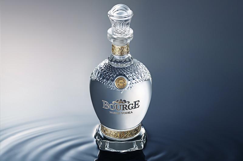Bourge vodka